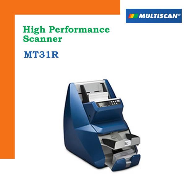 Multiscan MT31R - 1.100 documentos por minuto