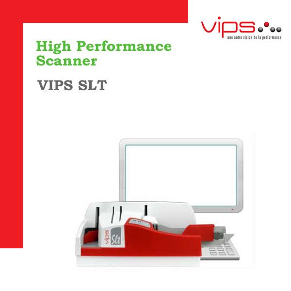 VIPS SLT - 140 o 200 documentos por minuto