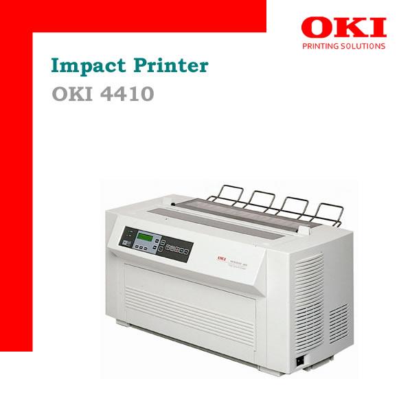 OKI PaceMark 4410