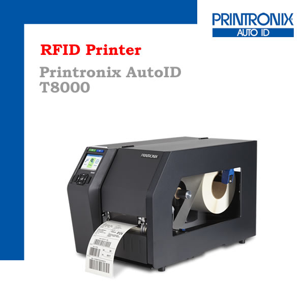 Printronix AutoID T8000