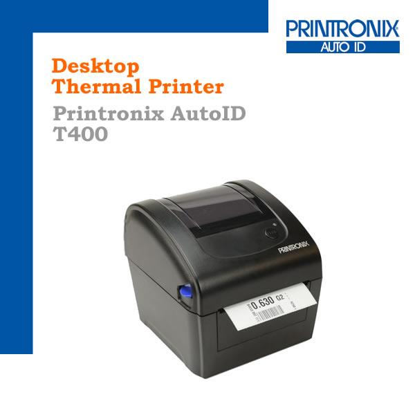 Printronix AutoID T400 - Desktop