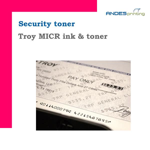 TROY MICR Ink & Toner