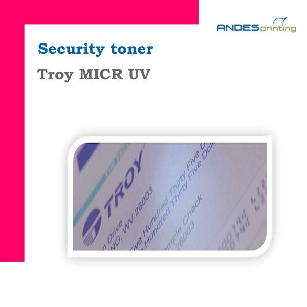 TROY MICR UV