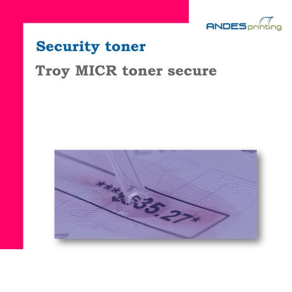 TROY Security Toner