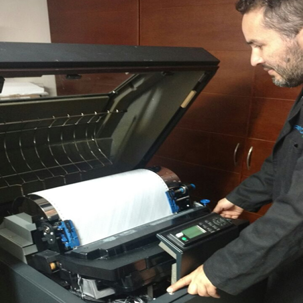 Maintenance of impact printers