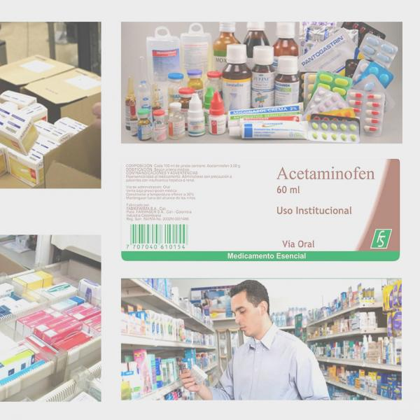 Pharmaceutical products labels